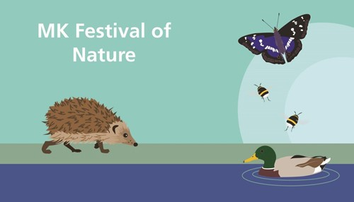 Be inspired by the great outdoors with MK Festival of Nature!   image