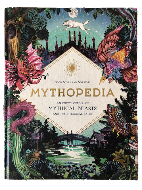 Review of Mythopedia; An... image