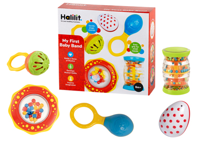 Halilit My First Baby Band, worth £14.99