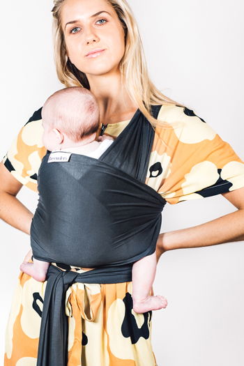 Freerider Co Charcoal Baby Sling, worth £49.99