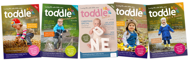 Toddle About Magazine Franchise Opportunity