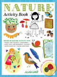 Nature activity book by Alain Gree