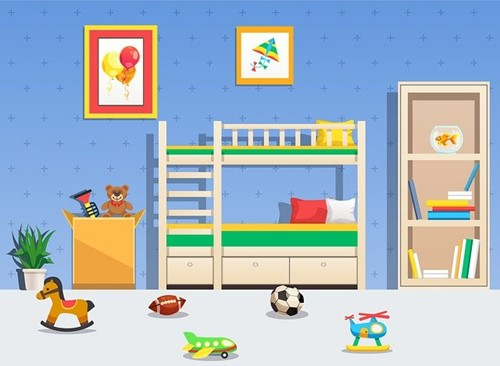 7 Easy Ways to Organise Your Child's Room  image