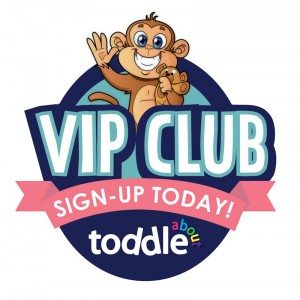 Toddle About VIP Members Club