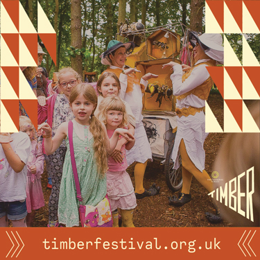 Timber is a not-for-profit festival with sustainability at its heart.
