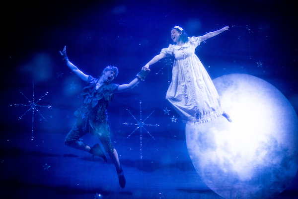 Royal & Derngate's 2018 Christmas Panto is Peter Pan - and it's quite possibly the best panto I've ever seen