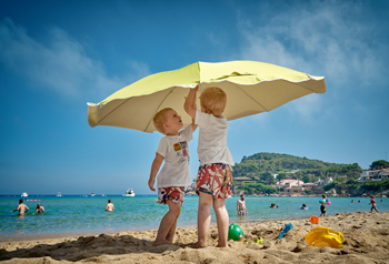 Tips to Make Travelling With Twins Easier  image