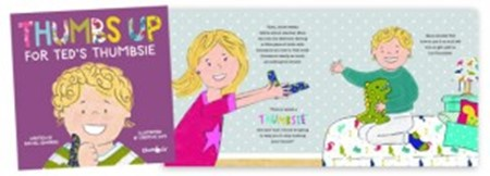 Review: Thumbs Up For Ted's Thumbsie Book, worth £6.99  image