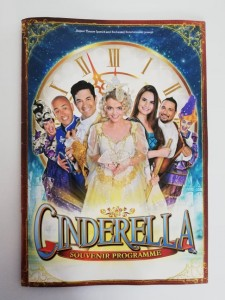 Review of Cinderella at Ipswich Regent Theatre  image